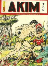 Akim (1re série) -739- Le trésor de Maota