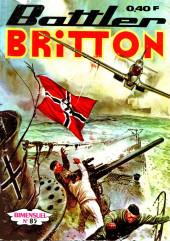 Battler Britton (Imperia) -85- Le miroir de la trahison