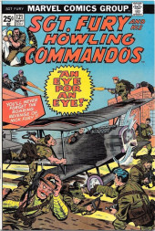 Sgt. Fury and his Howling Commandos (Marvel - 1963) -121- An Eye for an Eye!