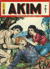 Akim (1re série) -751- Les naufragés du Kowloon