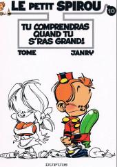 Le petit Spirou -10b2006- Tu comprendras quand tu s'ras grans!