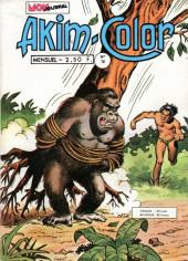 Akim-Color -78- Roi de la jungle