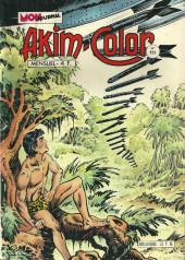 Akim-Color -121- Tornade sur la jungle