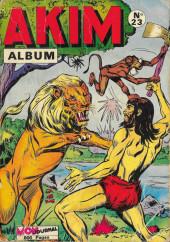 Akim (1re série) -Rec023- Album N°23 (du n°140 au n°145)