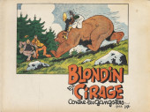 Blondin et Cirage -2a47- Blondin et Cirage contre les gangsters
