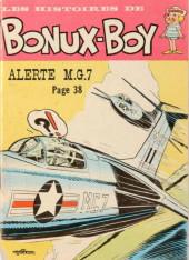 Bonux-Boy (Les histoires de) -65672- Alerte M.G.7
