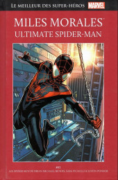 Marvel Comics : Le meilleur des Super-Héros - La collection (Hachette) -61- Miles morales ultimate spider-man