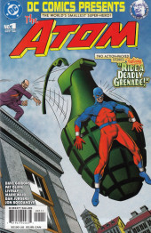 DC Comics Presents: The Atom (2004) -1- DC comics presents: The atom