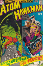 Atom and Hawkman (The) (1962) -41- REturn of the seven-year dead man!