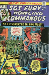 Sgt. Fury and his Howling Commandos (Marvel - 1963) -126- When the Howlers Hit the Home Front!