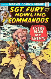 Sgt. Fury and his Howling Commandos (Marvel - 1963) -127- Every Man My Enemy !
