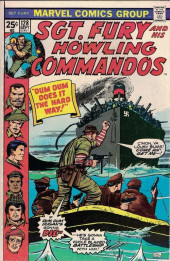 Sgt. Fury and his Howling Commandos (Marvel - 1963) -128- Dum Dum Does It the Hard Way !