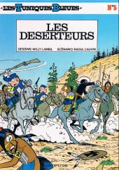 Les tuniques Bleues -5b1993- Les déserteurs