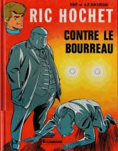Ric Hochet -14c91- Ric Hochet contre le bourreau