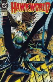Hawkworld (1990) -3- Winged fury!