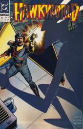 Hawkworld (1990) -5- War of the shadows