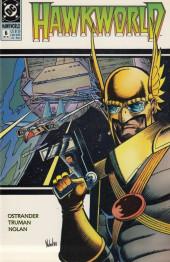 Hawkworld (1990) -6- Strange worlds!