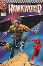 Hawkworld (1990) -AN01- A Hawkman of two worlds?
