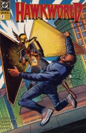 Hawkworld (1990) -8- Talons