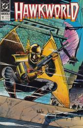 Hawkworld (1990) -12- Rebels and rogues