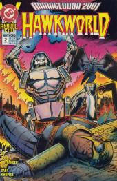 Hawkworld (1990) -AN02- Racing against time