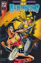 Hawkworld (1990) -16- Brothers and sisters