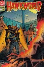Hawkworld (1990) -17- THe evil men do