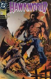 Hawkworld (1990) -20- Sirius matters