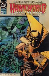 Hawkworld (1990) -21- Escape from Thanagar part 1