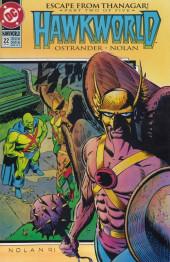 Hawkworld (1990) -22- Escape from Thanagar part 2