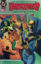 Hawkworld (1990) -23- Escape from Thanagar part 3