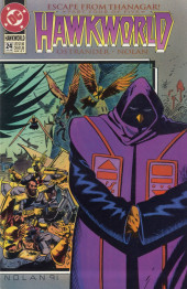 Hawkworld (1990) -24- Escape from Thanagar part 4