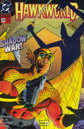 Hawkworld (1990) -26- Won't get fooled again