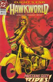 Hawkworld (1990) -28- Flighht's end part 2