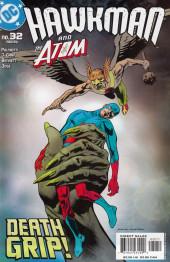 Hawkman Vol.4 (DC comics - 2002) -32- Hawkman and the Atom: Terror beneath the ice