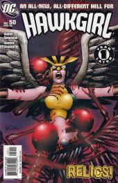 Hawkman Vol.4 (DC comics - 2002) -50- The dead of night