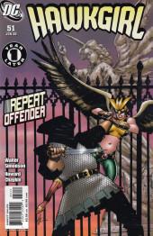 Hawkman Vol.4 (DC comics - 2002) -51- Things that go bump in the night