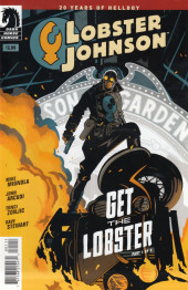 Lobster Johnson (2007)