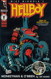 Hellboy (1994) -2- Seeds of destruction Part 2