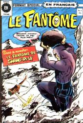 Le fantôme (Éditions Héritage) -1- Le fantôme de Shang-Ri-La