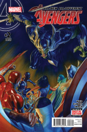 All-New, All-Different Avengers (2016) -2- Issue #2