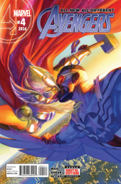 All-New, All-Different Avengers (2016) -4- Issue #4