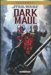 Star Wars - Le côté obscur -INT- Dark Maul
