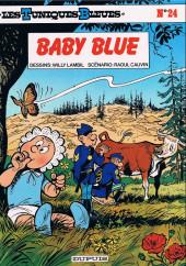 Les tuniques Bleues -24a1993- Baby blue