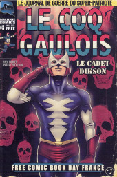 Free Comic Book Day 2015 (France) - Le coq gaulois