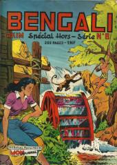 Bengali (Akim Spécial Hors-Série puis Akim Spécial puis) -8- Drôle de cinéma