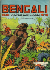 Bengali (Akim Spécial Hors-Série puis Akim Spécial puis) -10- Les esclaves des montagnes bleues