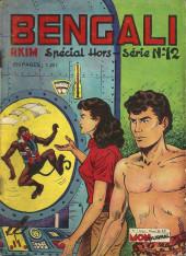Bengali (Akim Spécial Hors-Série puis Akim Spécial puis) -12- Les singes de l'espace