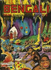 Bengali (Akim Spécial Hors-Série puis Akim Spécial puis) -9- Le mystère de la vallée perdue