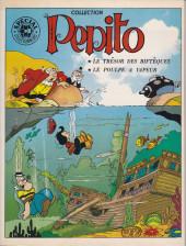 Pepito (Bottaro) -3- Le trésor des Biftèques + Le poulpe à vapeur